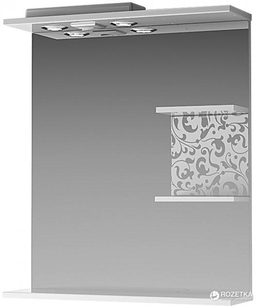 Зеркало ВанЛанд Ирис Ирз 1-60 (правый) - изображение 1