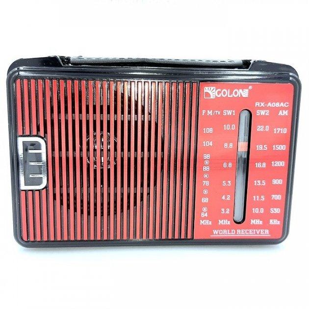 Радиоприемник Golon RX-A08AC - изображение 1