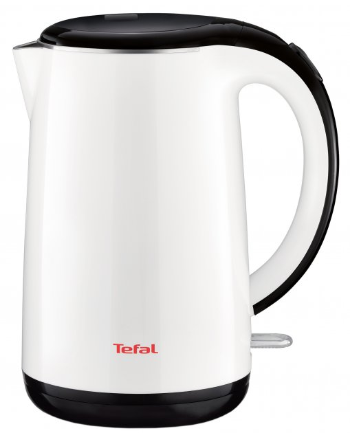 Электрочайник Tefal SAFE TO TOUCH 1.7L KO260130 White - изображение 1