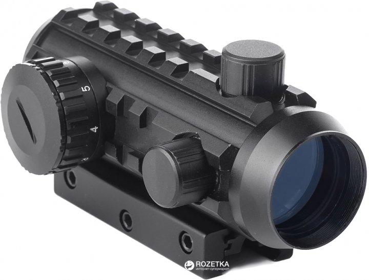Приціл коліматора Konus Sight-Pro Dual 1-2x30 (7377) - зображення 1