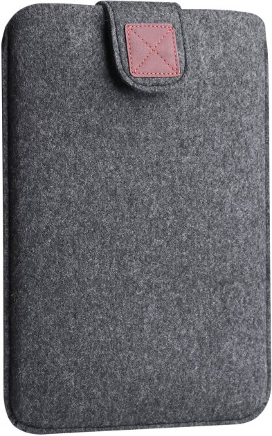 "Чохол для ноутбука Gmakin для MacBook Air/Pro 13.3"" Grey/Brown (GM56) - зображення 1"