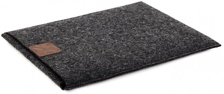 "Чохол для ноутбука Gmakin для MacBook Air/Pro 13.3"" Grey/Brown (GM17) - зображення 1"