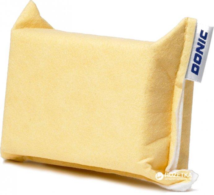 Спонж для чистки ракеток Donic Cleaning Sponge (828527)