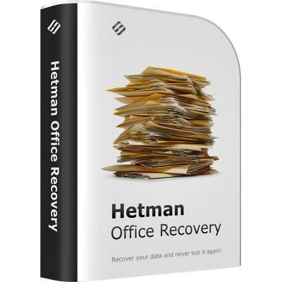 Системная утилита Hetman Software Hetman Office Recovery Офисная версия (UA-HOR2.1-OE) - изображение 1