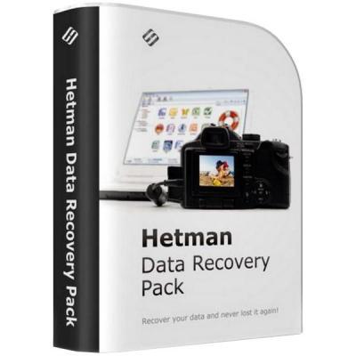 Системная утилита Hetman Software Hetman Data Recovery Pack Офисная версия (UA-HDRP2.2-OE) - изображение 1