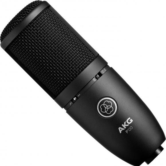 Мікрофон AKG P120 - зображення 1