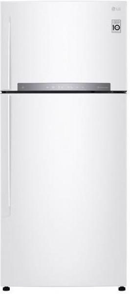 Двухкамерный холодильник LG GN-H702HQHZ - изображение 1