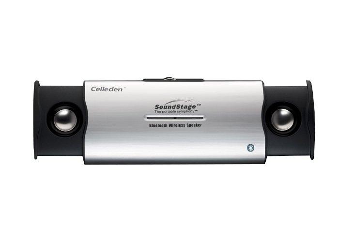 Bluetooth колонки Celleden 2812 (grey) - изображение 1