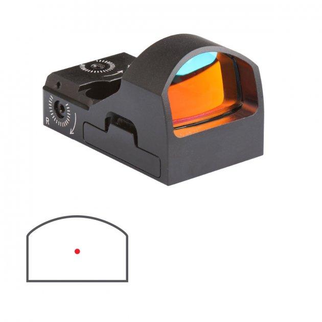 Прицел коллиматорный Delta DO MiniDot HD 24x15 mm Delta Optical - изображение 1