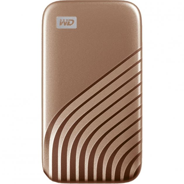 Накопичувач SSD USB 3.2 500GB WD (WDBAGF5000AGD-WESN) - зображення 1