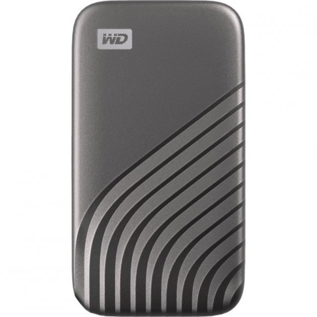Накопичувач SSD USB 3.2 1TB WD (WDBAGF0010BGY-WESN) - зображення 1