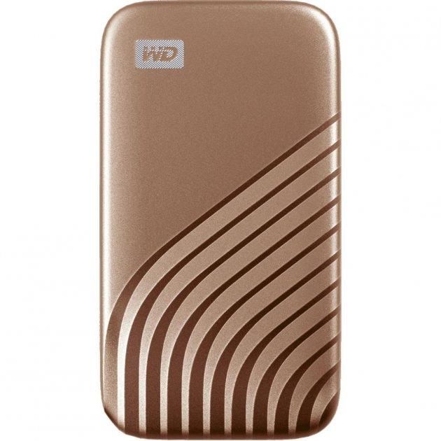 Накопичувач SSD USB 3.2 1TB WD (WDBAGF0010BGD-WESN) - зображення 1