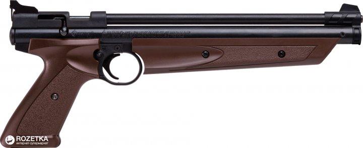 Пневматичний пістолет Crosman PЗ1377BR - зображення 1