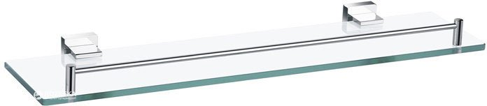 Поличка AQUA RODOS Терра 4787 хром - зображення 1