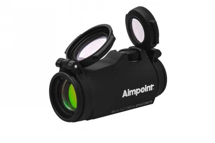 Приціл коліматорний Aimpoint Micro H-2 2МОА без кріплень. 15920023 - зображення 1