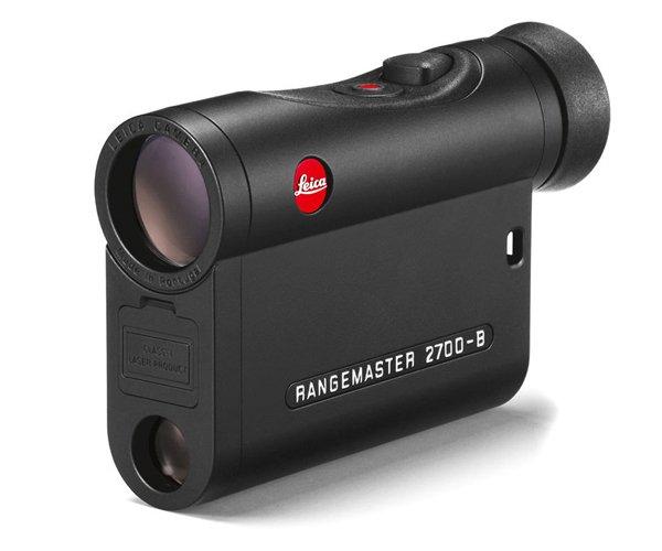 Далекомір Leica Rangemaster CRF 2700-B 7х24 10-2470 м. 16080509 - зображення 1