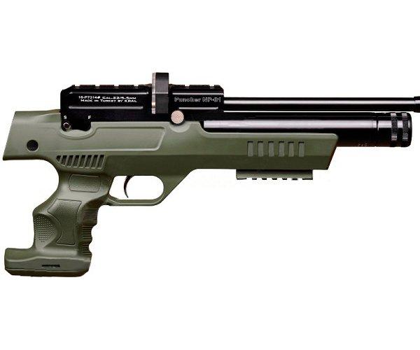 Пістолет пневматичний Kral NP-01 PCP 4.5 мм ц: olive. 36810161 - зображення 1