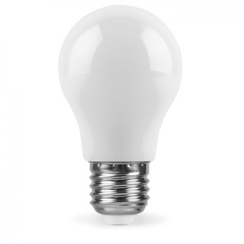 Декоративная светодиодная лампа Feron LB-375 Е27 3W 6400K 230V Белая (59588) - изображение 1