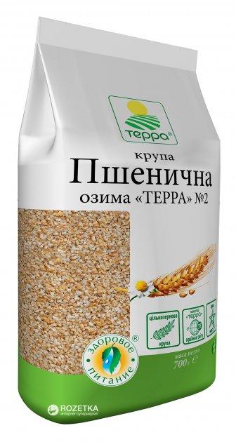 Крупа пшеничная Терра озимая №2 700 г (4820015730794) - изображение 1