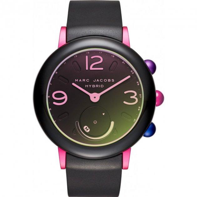 Смарт годинник Marc Jacobs MJT1003 Black Pink - изображение 1