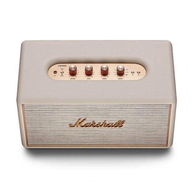 Мультирум акустика MARSHALL Stanmore Wi-Fi Cream White (4091907) - зображення 1