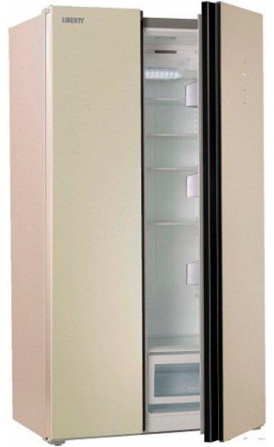Side-by-side холодильник LIBERTY SSBS-582 GAV - изображение 1