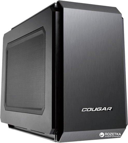 Корпус Cougar QBX Black - зображення 1