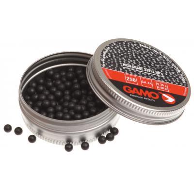 Кульки Gamo BB's 250шт.кал.4,4 (6320624) - зображення 1