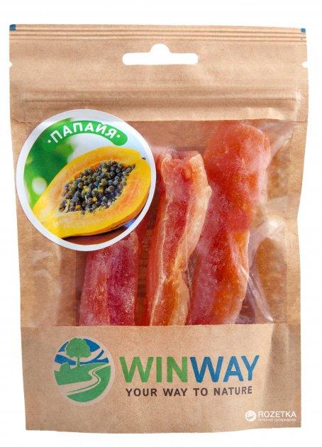 Папайа сушеная Winway палочки 100 г (4821912900242) - изображение 1