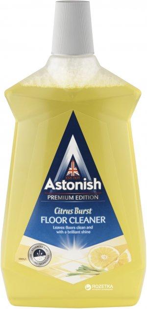 Универсальный суперконцентрат для мытья пола Astonish Цитрус 1 л (5060060211032) - изображение 1