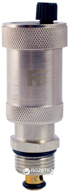 Воздухоотводчик автоматический FADO 1/2'' с клапаном компактный, AV31 - изображение 1