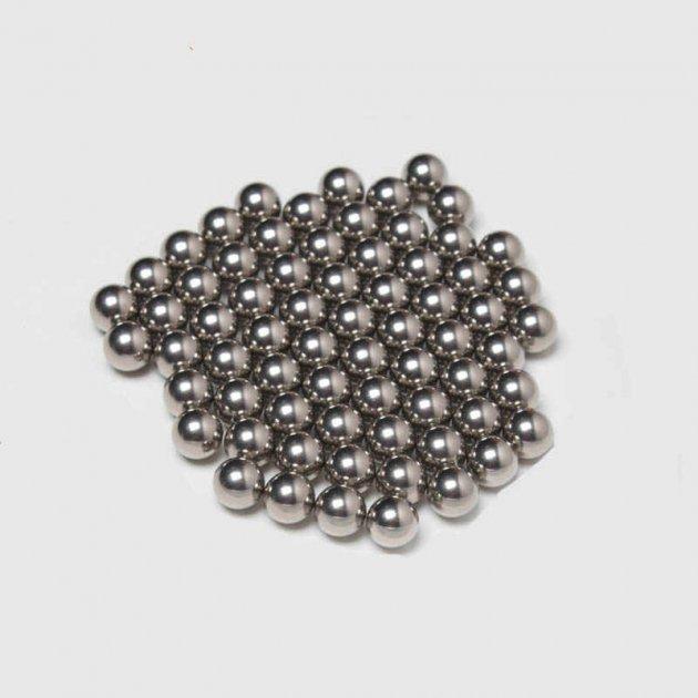 Шарики для рогатки стальные Шаровая молния 8 мм. 24140006 - изображение 1