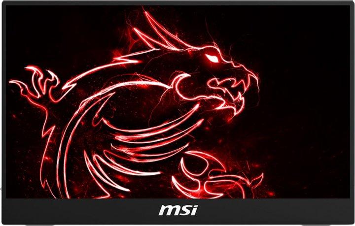 """Монитор 15.6"""" MSI Optix MAG161V - изображение 1"""