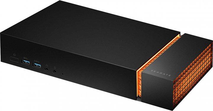 Док-станція диск Seagate FireCuda Gaming Dock 4TB STJF4000400 3.5 Thunderbolt 3 - зображення 1