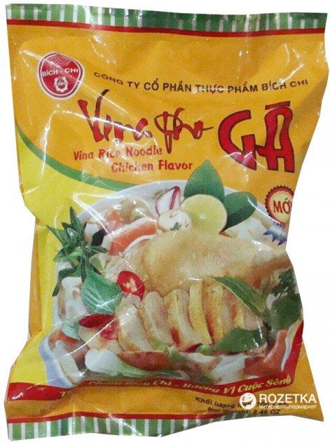 Локшина рисова Bich-Chi Vina Pho Ga зі смаком курки 70 г (8934863359406) - зображення 1