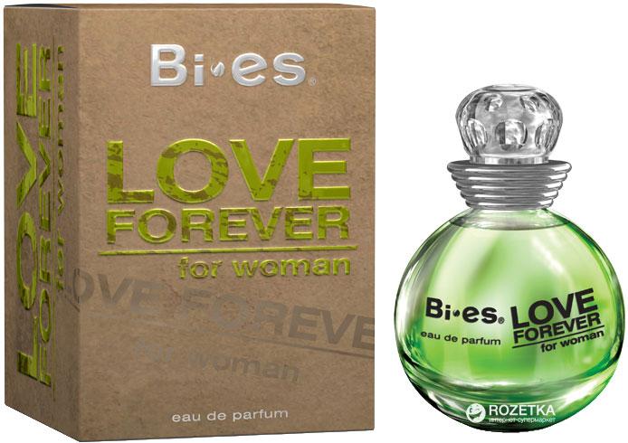 Туалетная вода для женщин Bi-es Love Forever Green Dkny - Be Delicious 90 мл (5906513006704) - изображение 1