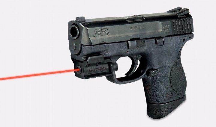Целеуказатель LaserMax Spartan на планку Picatinny червоний. 33380027 - зображення 1