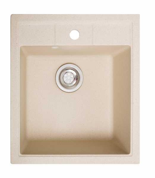 Кухонна мийка Galati Adiere Avena 501 (8674) - зображення 1