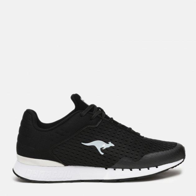 Кроссовки Kangaroos 42003-000-501 42 26.7 см Black/White (4054264588138) - изображение 1