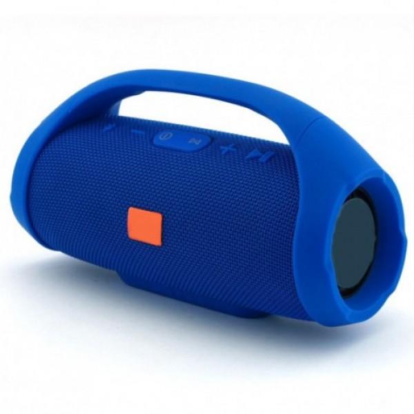 Акустическая колонка Bluetooth Boombox Mini Pro (1-00164-02) Blue - изображение 1