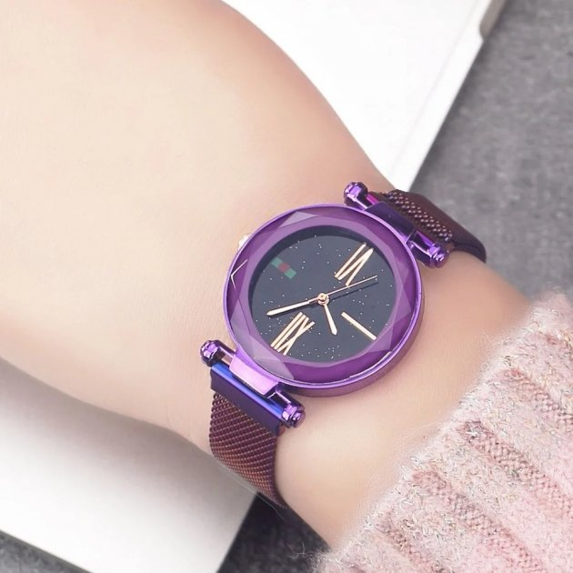 Жіночі наручні годинники Starry Sky Watch 7693310-3 (41214) - зображення 1