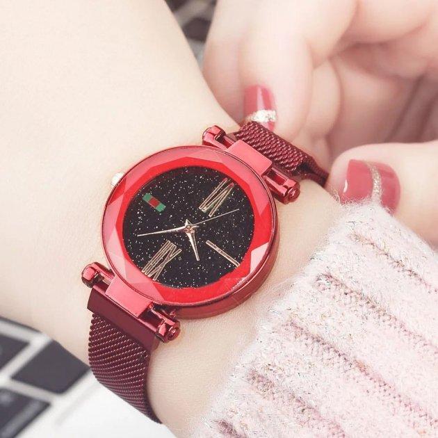 Жіночі наручні годинники Starry Sky Watch 7693310-4 (41215) - зображення 1