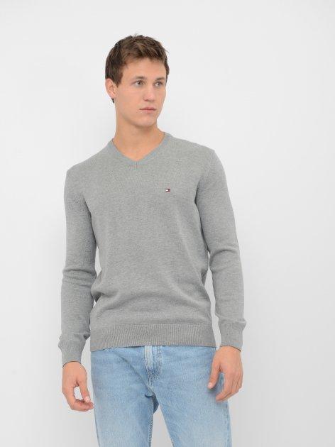 Пуловер Tommy Hilfiger 9260.2 S (44) Серый - изображение 1