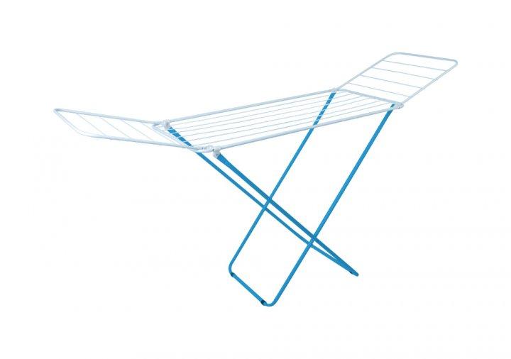 Сушка для білизни Laundry Barcelona 16м, блакитна (TRL-1635B-BLUE) - зображення 1