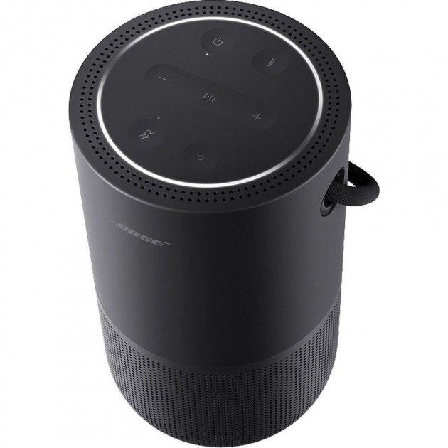 Акустическая система Bose Portable Home Speaker, Black (JN63829393-2100) - зображення 1