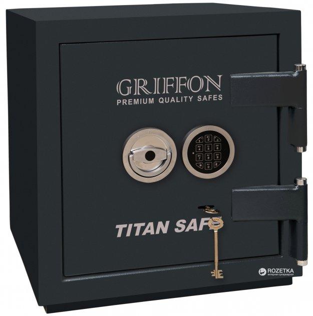 Сейф взломостойкий Griffon CL II.50.K.E - изображение 1