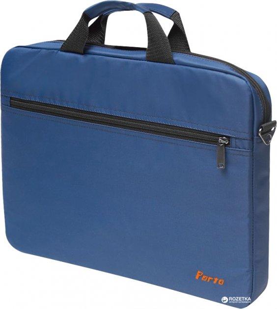 """Сумка для ноутбука Porto 14"""" Blue (PN14DB) - изображение 1"""