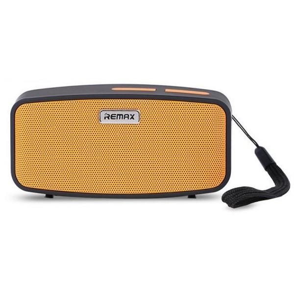 Портативна колонка Bluetooth Remax Sushi RM-M1 Original Orange (AR-3-00105_3) - зображення 1
