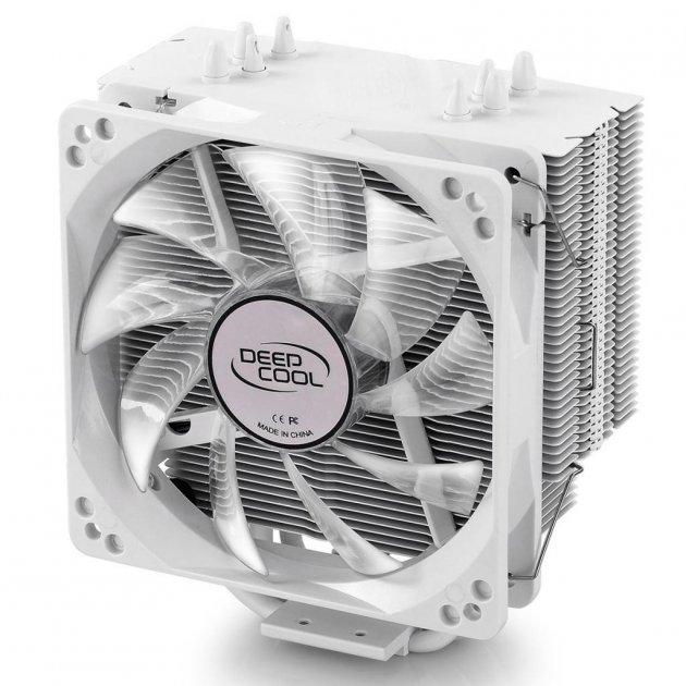 Кулер до процесора Deepcool GAMMAXX 400 WHITE - изображение 1