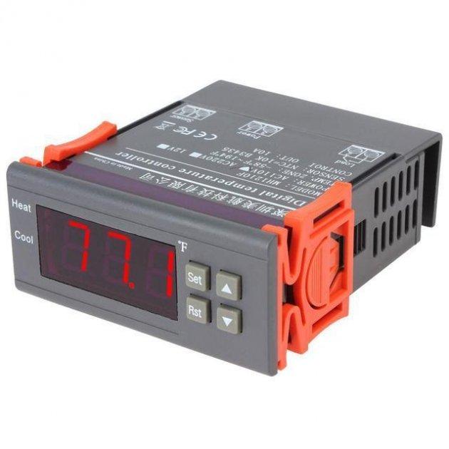 Контролер регулятор температури цифровий універсальний HLV STC-2000 - зображення 1